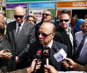 محافظة القاهرة تكرم 20 من أمهات شهداء الجيش والشرطة