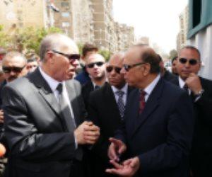 محافظ القاهرة يوجه رؤساء الأحياء بتوفير أماكن لإقامة شوادر للسلع الغذائية