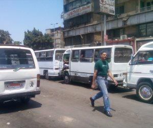 تعريفة «الميكروباص» الجديدة بالقاهرة بعد زيادة أسعار الوقود