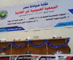 إلغاء ترخيص 75 صيدلية في الإسكندرية