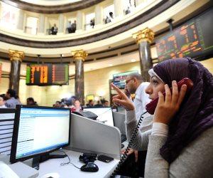 مشتريات مصرية وأجنبية تصعد بمؤشرات البورصة صباح اليوم