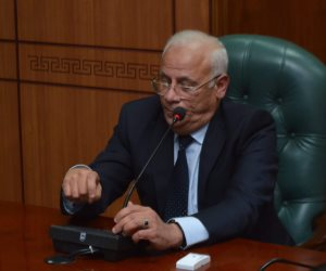 عادل الغصبان: ربط الجهات الإدارية ببورسعيد بنظام موحد لتحقيق الانضباط المالي