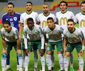 المصري فى مواجهة قويه أمام طنطا اليوم