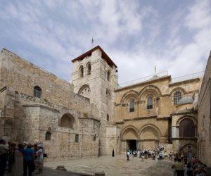 22 مارس ولأول مرة منذ 200 عام.. انتهاء ترميم قبر المسيح.. الأردن تتحمل تكلفة الترميم بواقع 4 ملايين دولار.. وكنيسة القيامة تستقبل حجاج المقدس العيد القادم