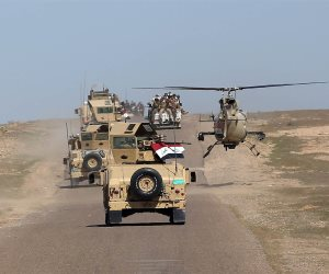معركة الموصل تتسبب في تشريد 400 ألف طفل