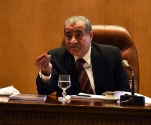 وزير التموين: «طول ما أنا هنا لن يستطيع أحد لي ذراع الحكومة»