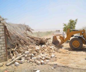 «الري»: إزالة أكثر من 20 ألف حالة تعدٍ على نهر النيل