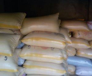 ضبط 250 كيلو أرز و138 طبق دجاج مجهولة المصدر بأسوان