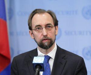 زيد بن رعد: سوريا عبارة عن «غرفة تعذيب»