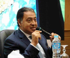 «ابحث عن مصنع».. وزير الصحة يفتش عن المصانع المغلقة