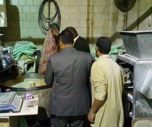 ضبط 50 قضية بحملة تموينية بسوهاج