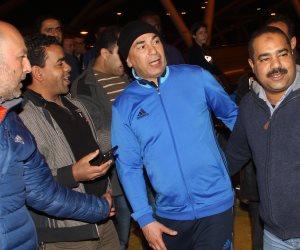 """حسام حسن: لن أترشح لانتخابات اتحاد الكرة.. ولا أري نفسي غير """"مدير فني"""""""