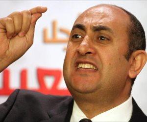 """اليوم.. نظر استئناف خالد علي على حكم حبسه في """"الفعل الفاضح"""""""