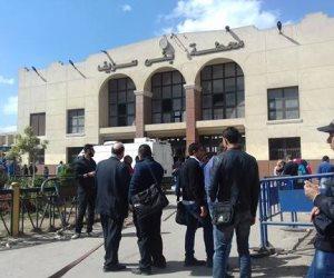 تفاصيل توقيف قطار في بني سويف بعد الإبلاغ عن متفجرات