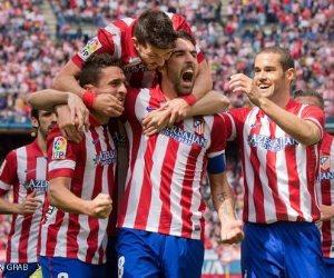 تعادل بطعم الفوز أمام ليفركوزن يصعد بأتلتيكو مدريد لربع نهائى دورى الأبطال