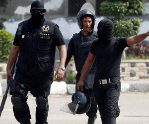 النيابة تنتقل لمعاينة موقع استشهاد مجندين كمين بالبدزشين