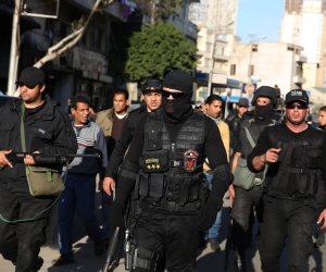 حملة لأمن الإسكندرية لضبط المخالفين