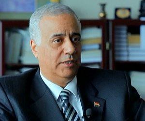 الكردي يستقبل مدير معهد تكنولوجيا المعلومات لتدعيم مهارات الطلاب
