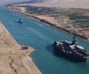 الفريق مهاب مميش: عبور 50 سفينة لقناة السويس بحمولة 2.6 مليون طن