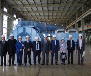 تفاصيل زيارة وزير الكهرباء لليابان