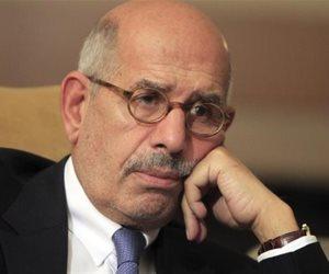 متحدث الخارجية المصرية يحرج البرادعي.. والأخير: «محدش قالي»