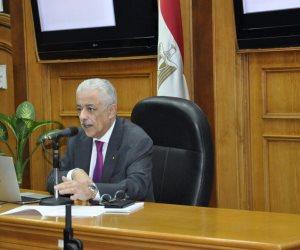 وزير التعليم عن «تسمم الطلاب»: لا توجد مشكلة حقيقية.. والإعلام ضخم الأمر