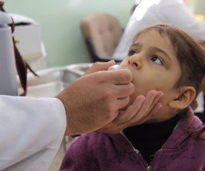 بتكلفة ٣٠ مليون جنيه.. «الصحة» تطلق حملة للتطعيم ضد شلل الأطفال