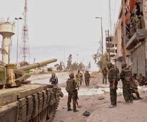 الجيش السوري يطيح بـ«داعش» من «تدمر» ويوقف تقدم «هيئة تحرير الشام» المعارضة قرب دمشق