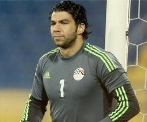 حارس الأهلي ينعي محمد صلاح عبر تويتر