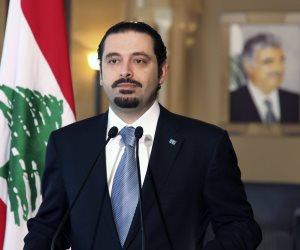 رئيس الوزراء اللبنانى يدلى بصوته فى الانتخابات البرلمانية