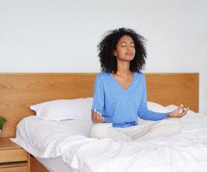 اشحن طاقتك اليومية بخمس دقائق فقط والنتيجة شعور بالراحة وذهن صافٍ