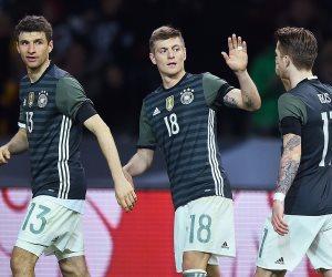 قبل مباراة الليلة.. شاهد أهداف آخر لقاء بين ألمانيا وإنجلترا (فيديو)