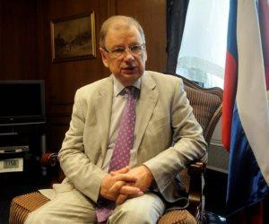 سفير روسيا بالقاهرة: موسكو ليست أقل حرصا من مصر على استئناف رحلات الطيران