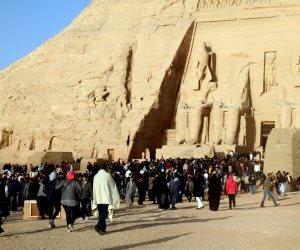 موجود في جيب كل مصري.. هنا معبد أبو سمبل صاحب أضخم قبة صخرية في العالم