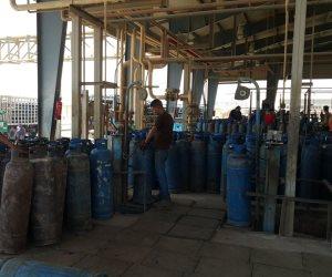 هل يتسبب تحويل المنازل إلى الغاز الطبيعي في إغلاق مصانع تعبئة البوتاجاز في مصر؟