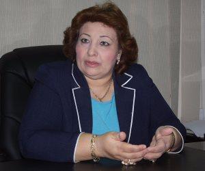 مارجريت عازر: الإرهاب لن ينال من ترابط النسيج الوطني لشعب مصر