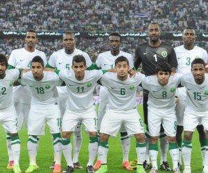 مجموعة مصر.. السعودية تعلن القائمة الأولية للمونديال
