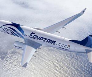 مصر للطيران: نقل البضائع يعود على طائرات الركاب إلى كندا بعد توقف عامين