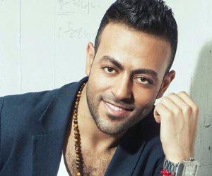 تامر عاشور يتواجد ضمن قائمة Top Tracks مصر على يوتيوب