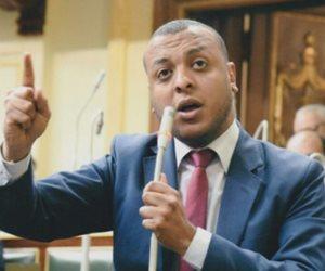 النانب عمرو أبو اليزيد: أيدت قانون السلطة القضائية لأن تعديلاته ممتازة