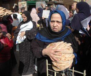 «سيستم التموين» يمنع المواطنين من صرف الخبز والسلع بالمحافظات