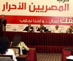 رئيس المصريين الأحرار لـ «صوت الأمة»: كل محاولات ساويرس للسيطرة على الحزب باءت بالفشل
