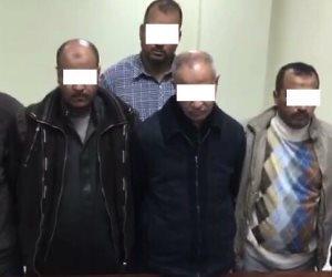 ضبط 6 عناصر إرهابية بحوزتهم منشورات منسوبة لـ«الداخلية» بالإسكندرية