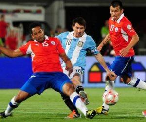 تشيلي تستدعي 17 لاعبا محترفا استعدادا لكأس القارات في روسيا