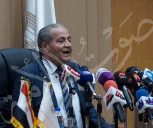 وزير التموين: توافر مخزون من السلع الأساسية