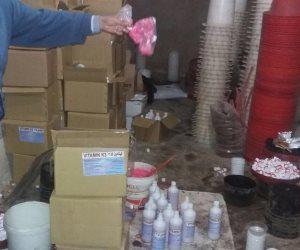 «فياجرا مغشوشة».. ماذا وجدت أجهزة الأمن في مصنع المستلزمات الطبية بمدينة نصر؟
