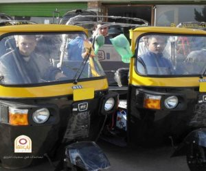 ضبط عاطل قتل سائقي «توك توك» بالهرم