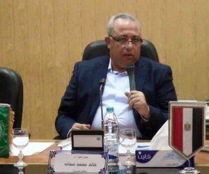 خالد سعيد: الشرقية تستعد لاستقبال عيد الأضحى