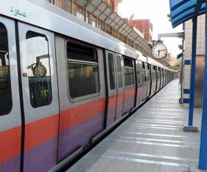 «المترو» تقرر خفض سرعة القطارات لارتفاع درجة الحرارة.. الثلاثاء