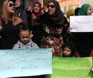 أولياء أمور «مصطفى كامل» يتظاهرون أمام «التربية والتعليم»